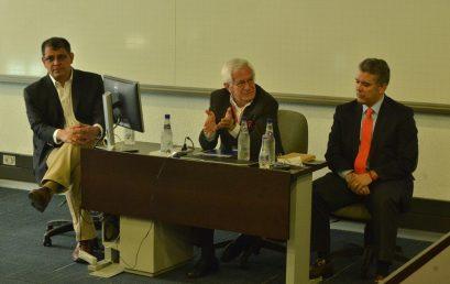 Conversación con Ivan Duque y Jaime Castro