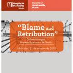 Blame and Retribution