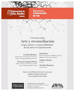 Arte y reconciliación