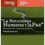 La Naturaleza Humana y La Paz
